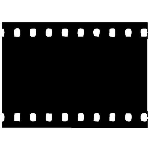 Наклейка Melcom Фотопленка, меловая наклейка