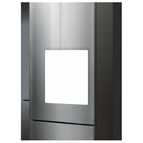 Доска на холодильник магнитно-маркерная Doski4you Средняя комплект (40х30 см) белый магнитно грифельная доска на холодильник время обеда черная