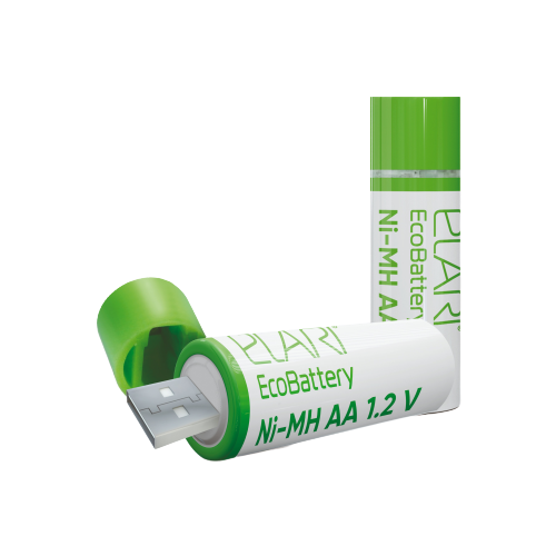 Фото - Аккумулятор 1200 мА·ч ELARI EcoBattery 2 шт блистер аккумулятор
