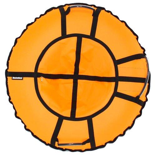 Тюбинг Hubster Хайп 120 см оранжевый тюбинг hubster хайп красный голубой 100 см