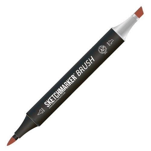 Купить SketchMarker Маркер Brush O20 rust, Фломастеры и маркеры