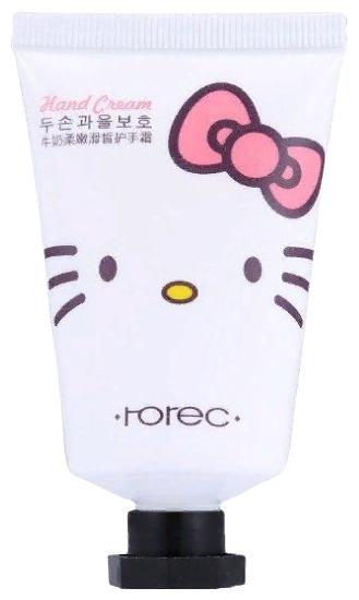 Крем для рук Rorec с молочным протеином