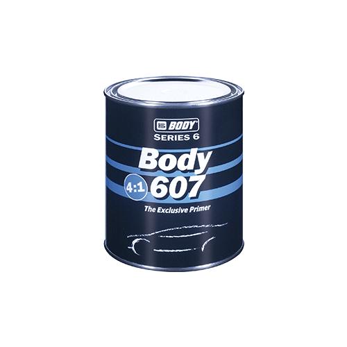 Грунт-наполнитель HB BODY Body 607 4:1 серый 0.8 л