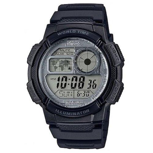 Наручные часы CASIO AE-1000W-7A casio часы casio ae 1000w 1b коллекция digital
