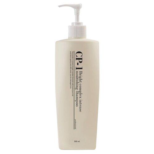 Купить Esthetic House шампунь для волос протеиновый CP-1 Bright Complex Intense Nourishing 500 мл с дозатором