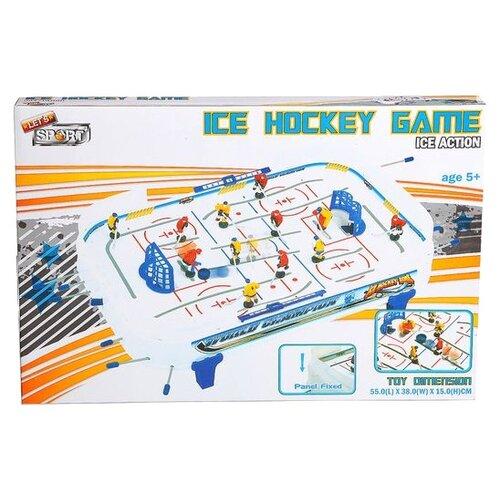 Купить Let's Sport Хоккей (68200), Настольный футбол, хоккей, бильярд