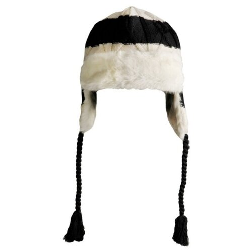 Купить Шапка-ушанка Reima размер 50, black, Головные уборы