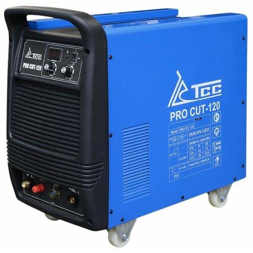 Фото - Инвертор для плазменной резки ТСС PRO CUT-120 инвертор для плазменной резки русэлком cut 30 10499