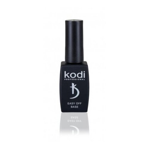 Kodi базовое покрытие Easy off base 8 мл прозрачный kodi базовое покрытие lint base gel 35 мл прозрачный