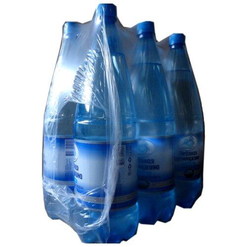 цена на Вода питьевая Ледяная жемчужина газированная ПЭТ, 6 шт. по 1.8 л