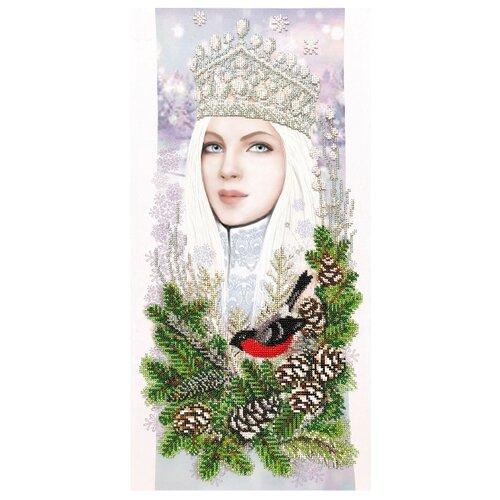 Купить Созвездие Набор для вышивания бисером Зима 50 х 25 см (АВР-01), Наборы для вышивания