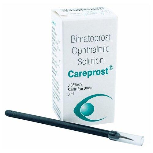 Careprost Средство для роста ресниц Bimatoprost Ophtalmic Solution Careprost, 3 мл