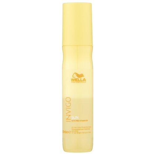 Купить Wella Professionals SUN Спрей-уход для защиты окрашенных волос от УФ-лучей, 150 мл