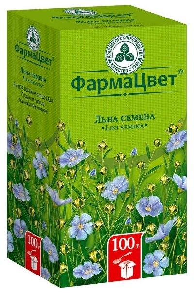 Красногорсклексредства семена ФармаЦвет Льна 100 г