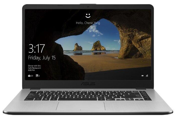 "Ноутбук ASUS VivoBook 15 X505ZA (AMD Ryzen 5 2500U 2000 MHz/15.6""/1920x1080/8GB/1000GB HDD/DVD нет/AMD Radeon Vega 8/Wi-Fi/Bluetooth/Windows 10 Home)"