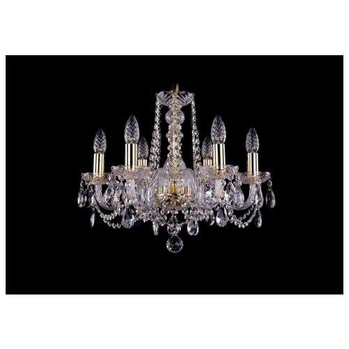 Люстра Bohemia Ivele Crystal 1402 1402/6/160/G, E14, 240 Вт бра bohemia ivele 1402b 2 160 g m701
