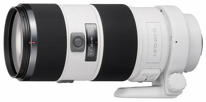 Объектив Sony 70-200mm f/2.8G (SAL-70200G)