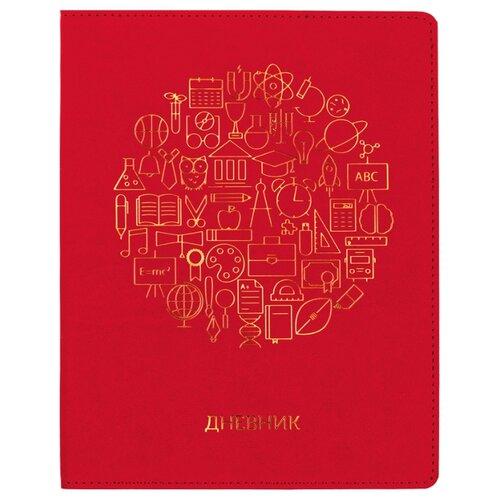 Купить ArtSpace Дневник школьный Basic red, Дневники