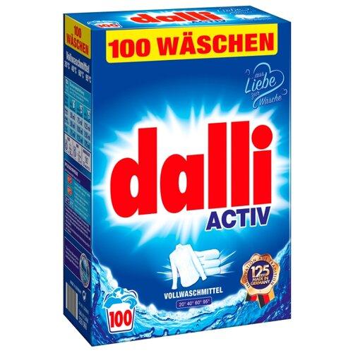 Стиральный порошок Dalli Activ картонная пачка 6.5 кг