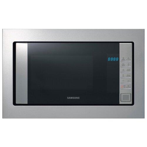 Микроволновая печь встраиваемая Samsung FG77SUT встраиваемая микроволновая печь samsung fw 77 sr b bwt