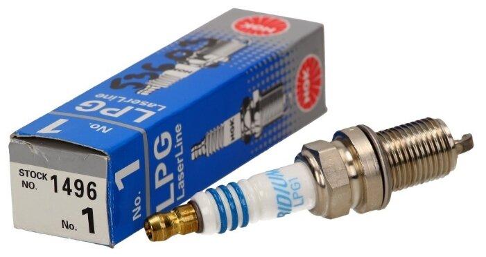Свеча зажигания NGK 1496 LPG 1