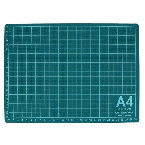 Купить Gamma Мат для резки DK-004 30 x 22 см формат А4 серо-зеленый, Инструменты и аксессуары