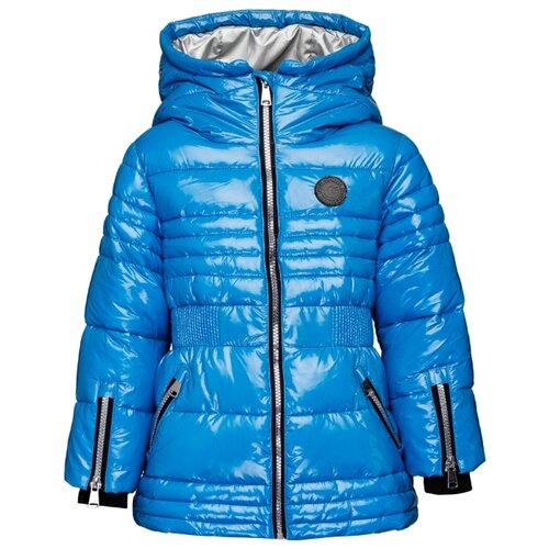 Купить Куртка Gulliver 219FGC4103 размер 122, синий, Куртки и пуховики