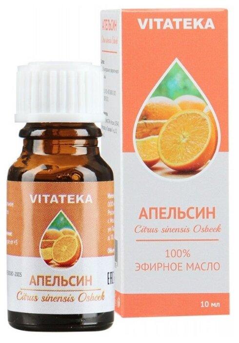 Масло эфирное Vitateka (Витатека) Апельсин 10 мл