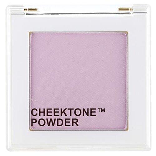 TONY MOLY Румяна компактные Cheektone Powder Single Blusher P01 milky violet