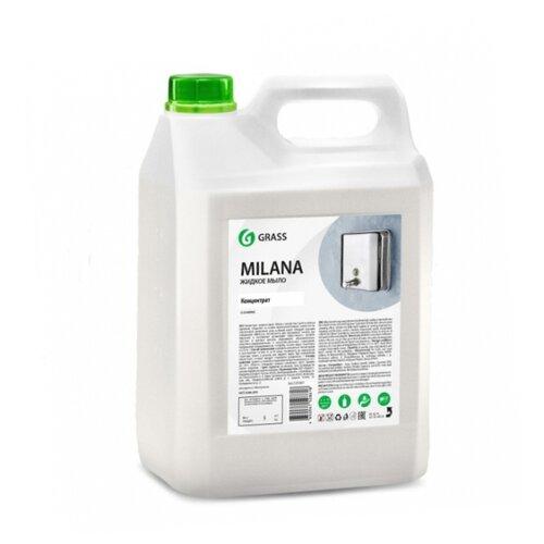 Жидкое мыло Grass Milana Concentrate, 5 л domix жидкое мыло зелёный чай 5 л
