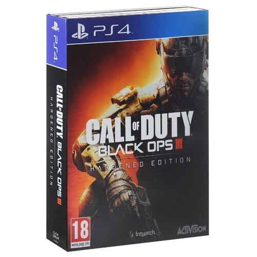 Игра для PlayStation 4 Call of Duty: Black Ops III. Hardened Edition