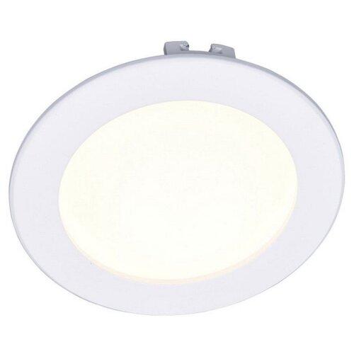 Встраиваемый светильник Arte Lamp Riflessione A7012PL-1WH встраиваемый светильник arte lamp a2418pl 1wh