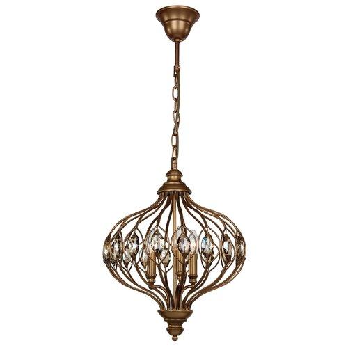 Люстра Favourite Fes 1382-3P, E14, 120 Вт светильник favourite ternary 2297 3p e14 120 вт