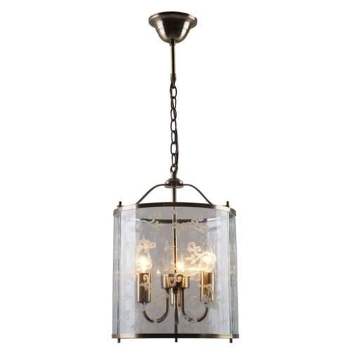 Светильник Arte Lamp BRUNO A8286SP-3AB, E14, 180 Вт