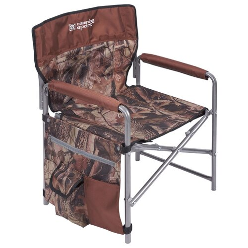 Кресло Nika КС1 хант/коричневый кресло nika премиум 6 хант коричневый