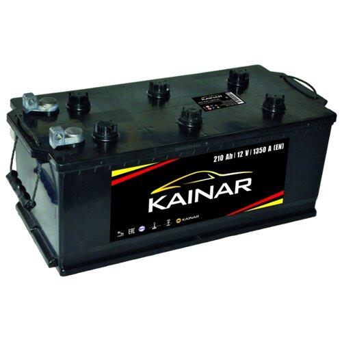 цена на Аккумулятор Kainar 6СТ-210 L АПЗ о.п., болт, крышка плоская