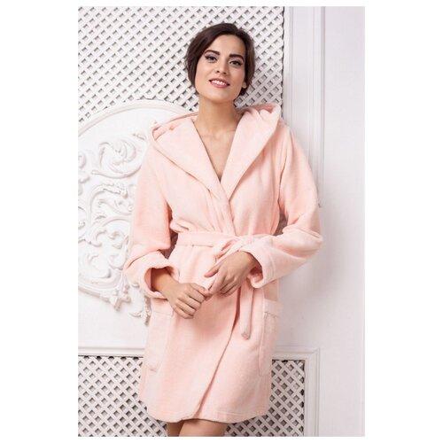 Халат Laete размер L(48) персиковый платье oodji цвет персиковый 14001182b 47420 5400n размер l 48