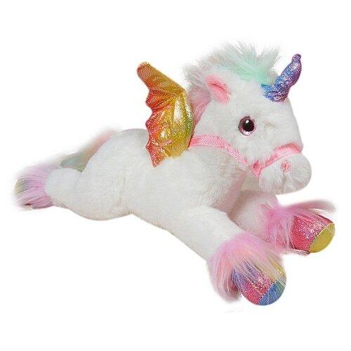 Мягкая игрушка Keel Toys Пегас белый 33 см