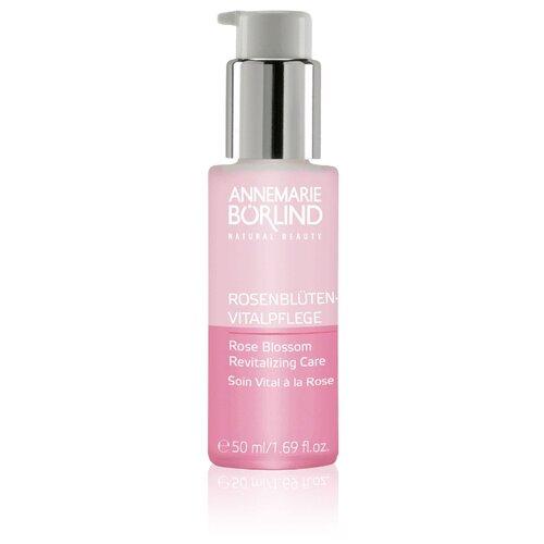 Annemarie Borlind Rose Blossom Revitalizing Care Эликсир для кожи лица Розовые лепестки, 50 мл