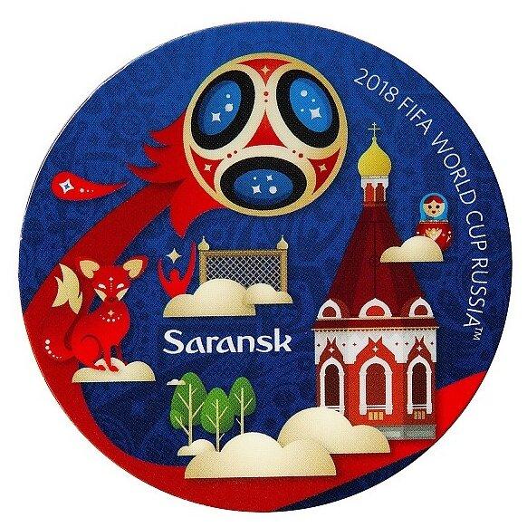 Магнит MILAND FIFA 2018 - Саранск