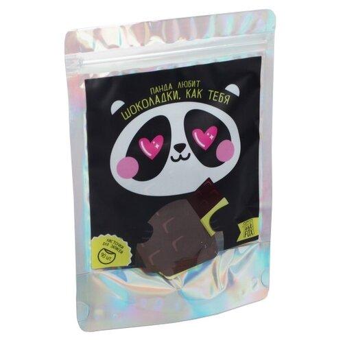 Купить ArtFox бумага для записей Панда любит шоколадки 90 листов (4470123) коричневый/желтый, Бумага для заметок