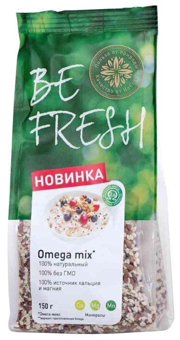 Смесь семян Be Fresh Omega mix 150 г