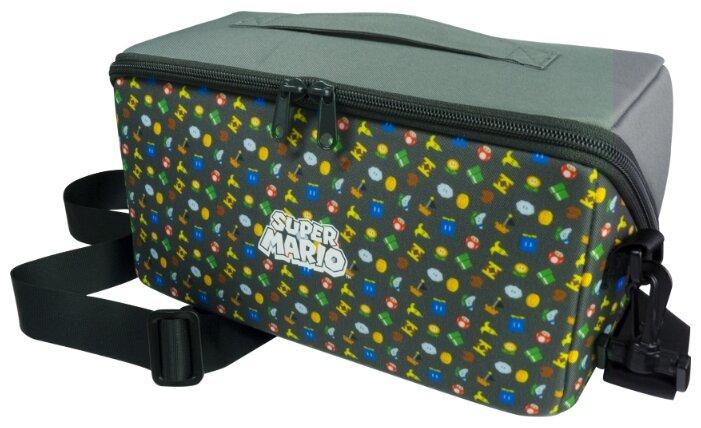 HORI Сумка Carry All Bag Super Mario для консоли Nintendo Switch и акссесуаров (NSW-103U)