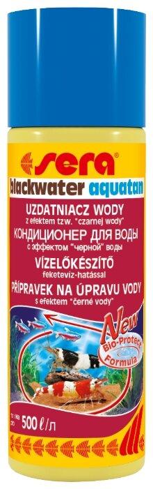 Sera Blackwater Aquatan средство для подготовки водопроводной воды