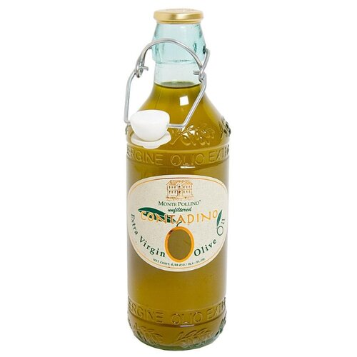 Monte Pollino Масло оливковое Contadino 0.5 л
