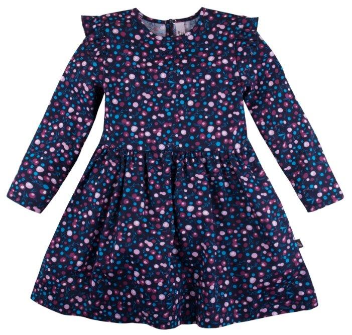 Платье Bossa Nova размер 104, фиолетовый
