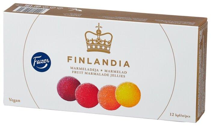 Мармелад Finlandia ассорти 260г