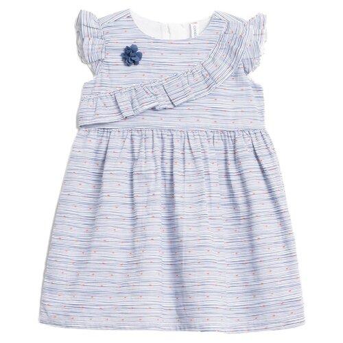 Фото - Платье COCCODRILLO размер 86, синий брюки coccodrillo little explorer z19119601lie размер 86 синий
