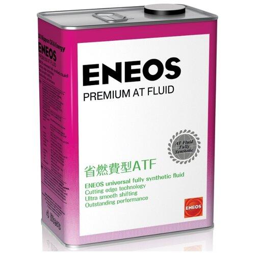 Трансмиссионное масло ENEOS Premium AT Fluid 4 л