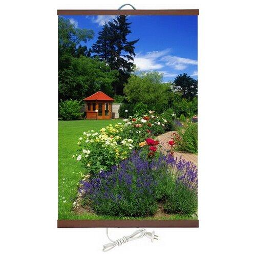 Инфракрасный плёночный обогреватель ТеплоКрыма Цветы ЭО 448/2 разноцветный